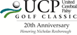 The 20th Annual UCP Golf Classic Tournament honored Nicholas Roxborough and raised $415,000 to benefit UCPLA.