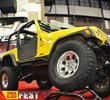 4 Wheel Parts Truck & Jeep Fest Goodyear DuraTrac tires