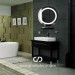 illuminated backlit bathroom makeup & cosmetic mirror with  lights