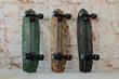 Uitto Biocomposite Skateboards are a Sustainable and  Completely Recyclable Skateboard Deck