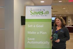 America Saves Award PR