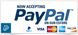 SDP/SI is now excepting PayPal