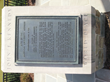 Plaque on American University Campus: Site of JFK's June 10 1963 Speech