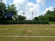 Site of JFK's June 10, 1963 Speech at American University - Viewed from Athletic Field Below
