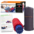 SmartSport Premium Foam Roller in Red