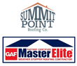 Summit Point Roofing Company - Receives Certified GAF Master Elite Roofing Contractor Status