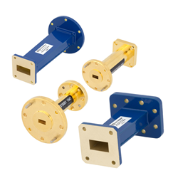Waveguide Transitions Up to 110 GHz across 14 Bands from Pasternack