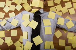 """Believing that stress and burnout are """"normal"""" at work is dangerously misleading."""