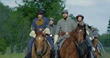 Celebrity Thomas Francis Murphy Gives Tips About Riding Horses He Learned While Filming Free State of Jones