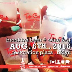 Tap+Cork Brooklyn Beer & Wine Fest