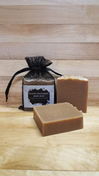 Filthy Scoundrel Beer Soap Bar from Serene Body Essentials