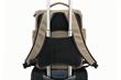Bolt Backpack—rear slot for convenient wheelie suitcase transport