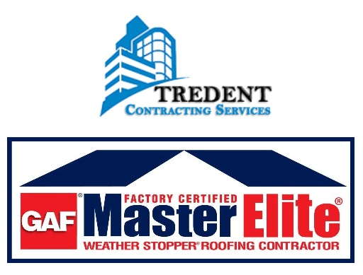 Tredent Contracting Services Is Proud To Be Ranked In The Top Three Percent Of The Nation S Roofers As Gaf Master Elite Roofing Contractors