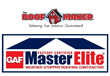 The Roof Maker proud to announce GAF Master Elite Roofing Contractor status