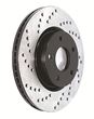 StopTech Drilled Brake Rotor
