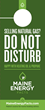 Enter the Maine Energy Facts 'Do Not Disturb' Contest to Win a $25 Amazon Gift Card®