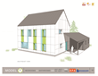 Ecocor Partners with Richard Pedranti Architect to Design and Build Prefabricated Passive Houses in North America