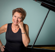 "Pianist, composer, and arranger Peggy Stern, whose ""Z Octet"" album is about to be released. (Brenda Ladd Photo)"