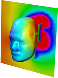 cell phone radiation head brain cancer