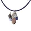 Topaz Choker Necklace