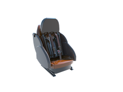The Smart Seat is the next generation car seat finally equipping child care products with smart technology