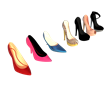 Eye-Candy is created for women. It is specially designed and manufactured with quality materials to provide footwear that is able to change colors