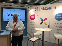 Ink Router at Drupa 2016