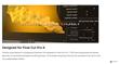 ProDrop Liquid Abstract - Pixel Film Studios Plugin - FCPX