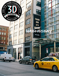 Magnetic 3D Hosts NYSA 3D Film Anniversary Celebration At WeWork New York SoHo West Location
