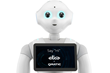 Qmatic's Customer Journey Platform Integrates Humanoid Robot to Serve Customers and Improve the Customer Experience in New Elisa Flagship Store