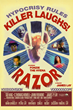 """Blue Voodoo Tech Announces Feature Film """"Razor"""" Starring Sid Haig. Movie Releases Friday June 17, 2016 on iTunes"""