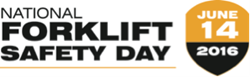 National Forklift Safety Day served as an opportunity for forklift manufacturers to highlight the safe use of forklifts, and the importance of operator training and daily equipment checks.