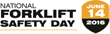 National Forklift Safety Day Highlights Effective Safety Through Operator Training