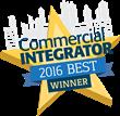 Somfy Wins Commercial Integrator BEST Award for Sonesse® ULTRA 50 DC