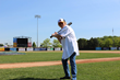 Female Octogenarian Makes History as Member of Schaumburg Boomers
