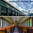 Exterior and Interior of 1920's Era Standard Class Passenger Cars at Mt. Rainier Railroad and Logging Museum