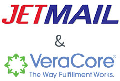 Image of Jet Mail & VeraCore Logos