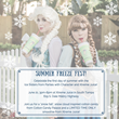 "Inaugural Summer Freeze Fest Bringing ""Snow Fall"" to South Tampa"