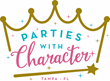 Parties With Character - Tampa's Premier Princess Party Entertainment Company
