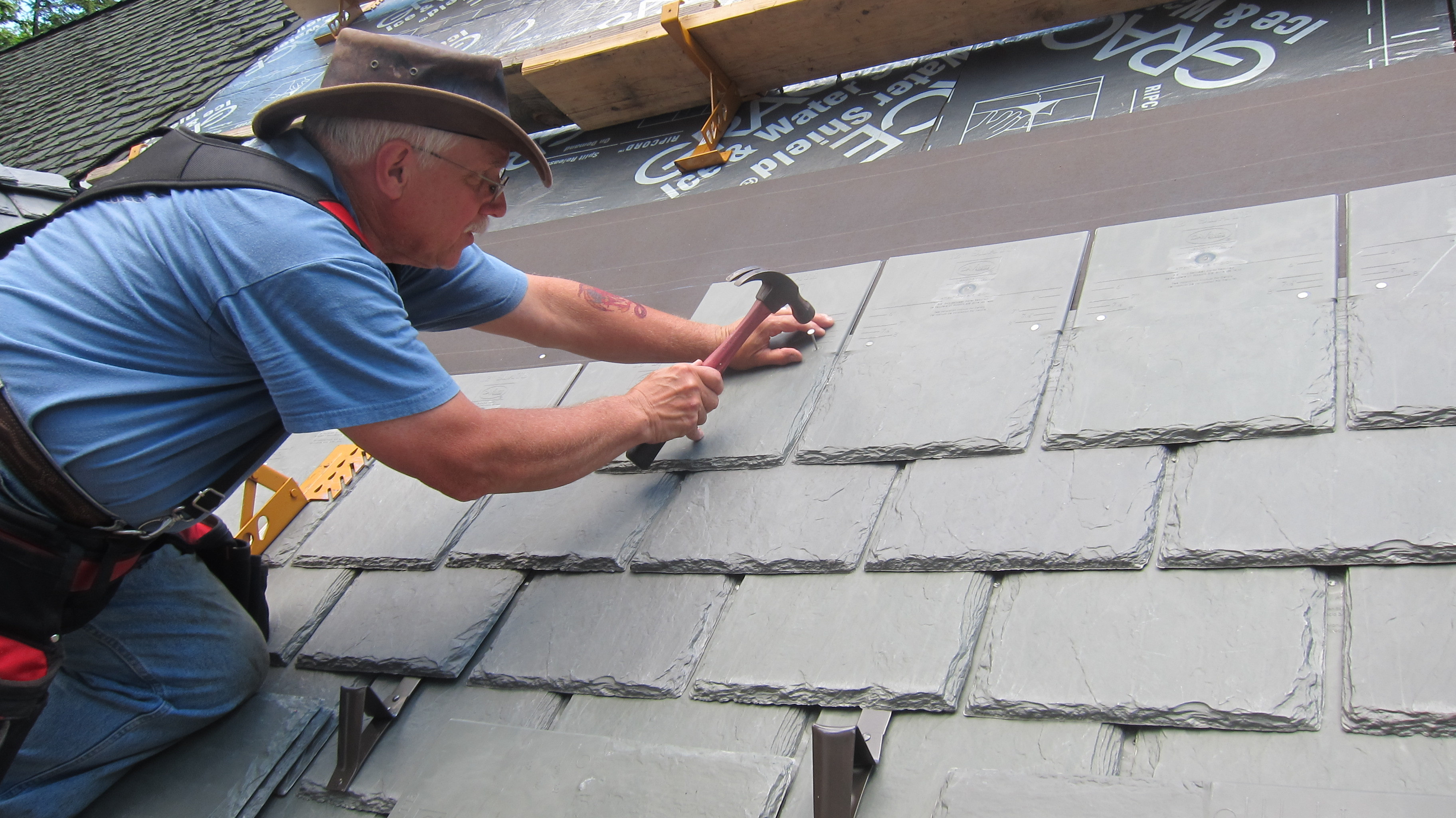 2016 energy awareness month bottom to top energy tips for for Davinci roof tiles pricing