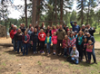 Idaho Wildlife Sanctuary Wolf Education and Research Center Honors Local Business & Teacher