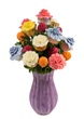 Heavenly Hues bouquet developed in Spring 2016