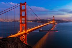 San Francisco Attractions, Golden Gate Bridge