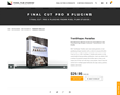 Pixel Film Studios Development Team Released TranShape Parallax for FCPX
