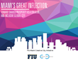 The Future of Miami Is Bright -- A City on the Rise Says a New Report by FIU and the Creative Class Group