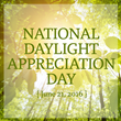 Brookhaven Retreat Recognizes National Daylight Appreciation Day with a Mindful Nature Walk on June 21st