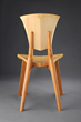 Brian Boggs Chairmakers' Lily chair was included in the 2015 WDC Designer Show House. Boggs will return this year to create an outdoor sanctuary at the show house's front entrance.