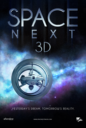 Space Next is distributed by BIG & Digital LLC and chronicles the history, present and future of our journey to the stars