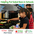 Pick 'n Save, Copps and Metro Market Partner with Produce for Kids to Support School Salad Bar Initiative