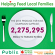 Publix Partners with Produce for Kids for Healthy Eating Campaign to Benefit Feeding America